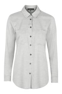 Topshop Grey Shirt 40