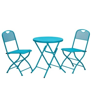 Dunnes Outdoors chair and table 90