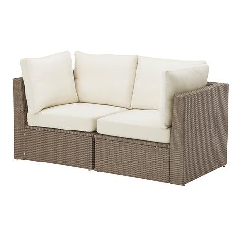 Ikea arholma-2-seat-sofa outdoor 340