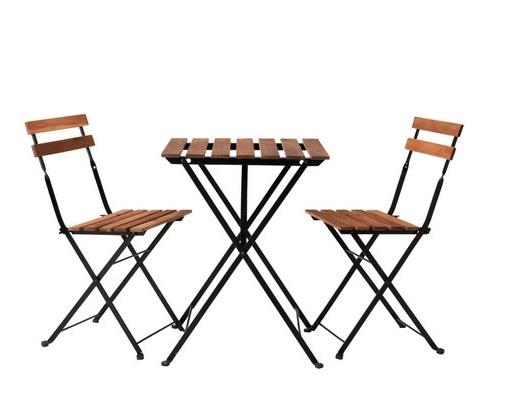 IKea outdoor 2 chair table 39euros