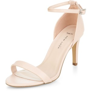 New Look Wide Fit Nude Sandal