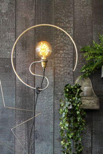 Rocketstgeorge circular lamp