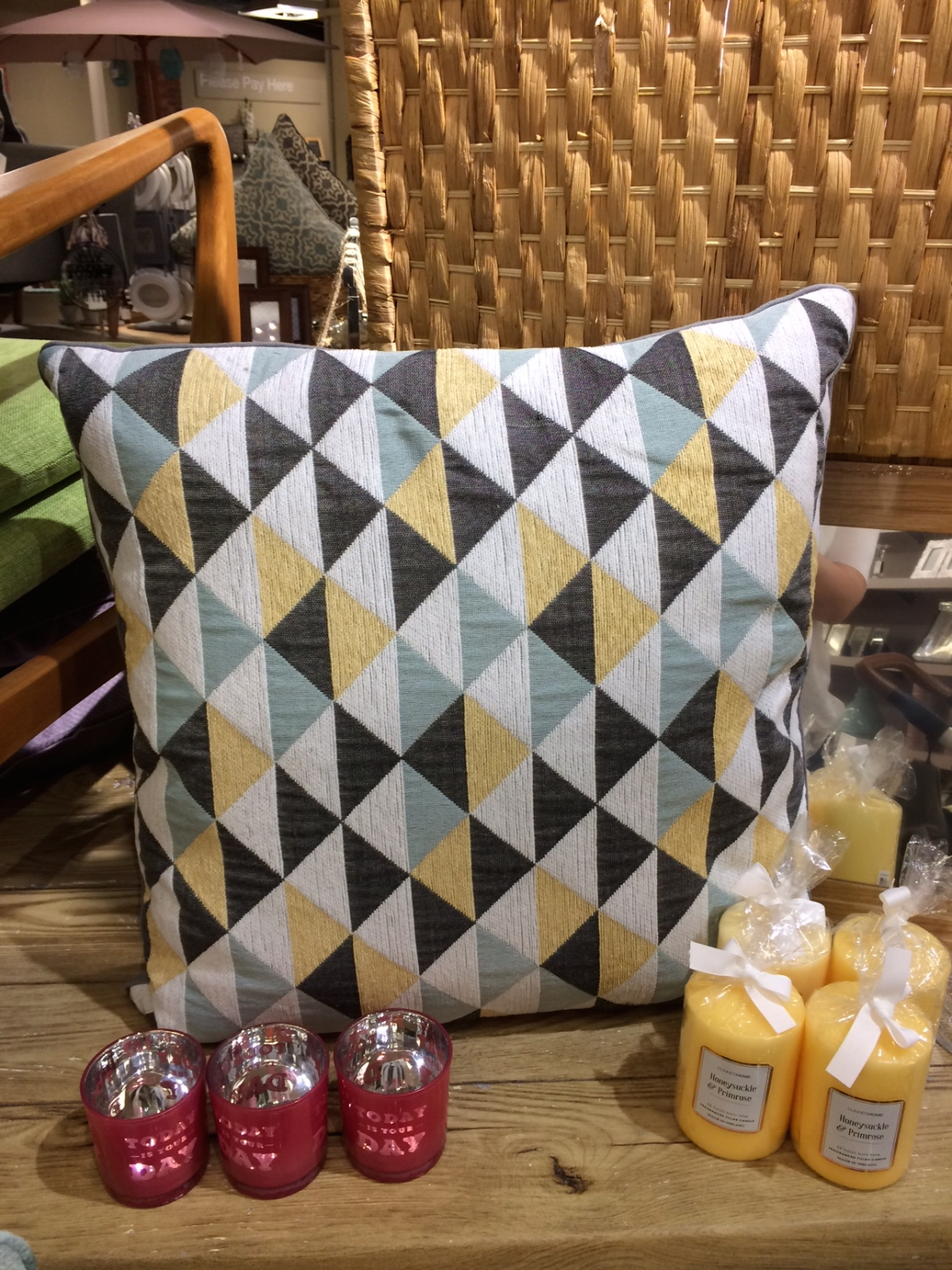 Dunnes Cushion