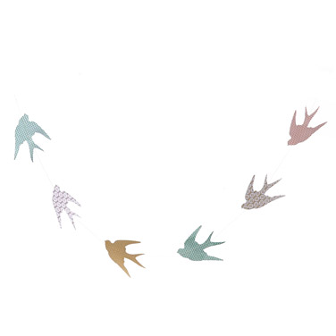 Dunnes Stores Bunting birds