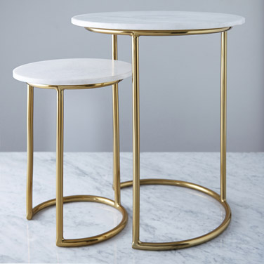 Marble Table Helen James Dunnes Stores