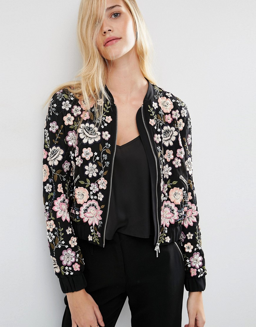 Asos Needle and Thread Bomber