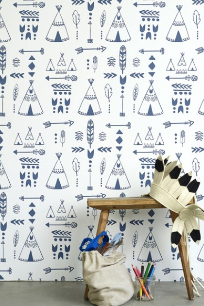 teepees-wallpaper
