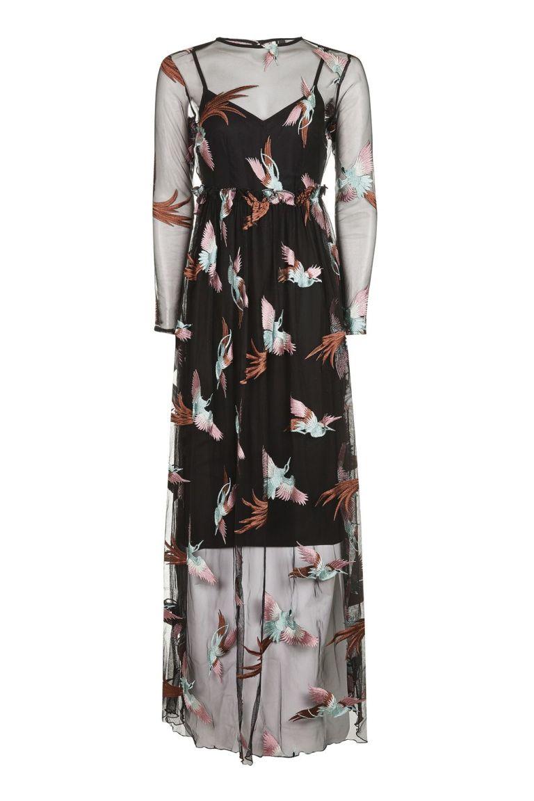 Topshop Bird dress